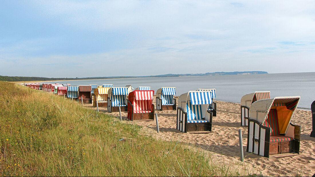 Strand von Thiessow