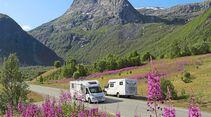 Straße E 10  bei Narvik