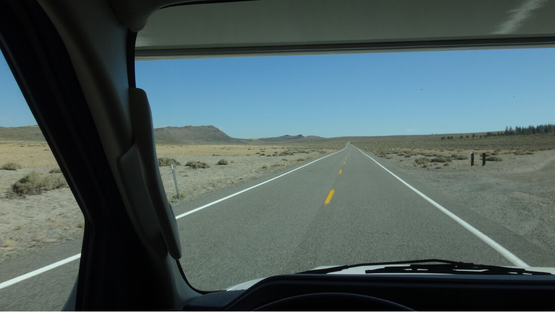 Straße USA