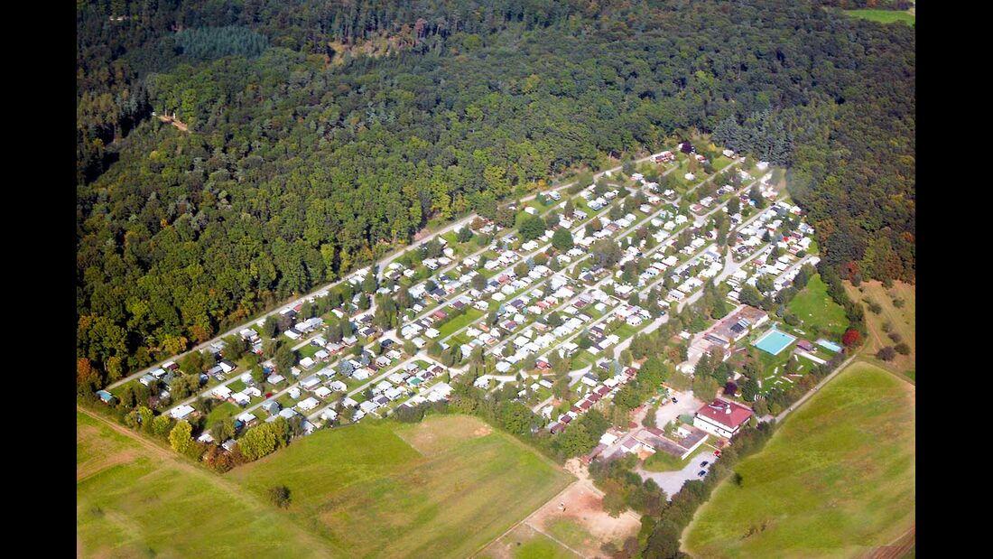 Stromberg Camping Erlebnispark Tripsdrill