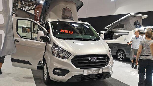 Style Van Auckland auf Ford (2020)