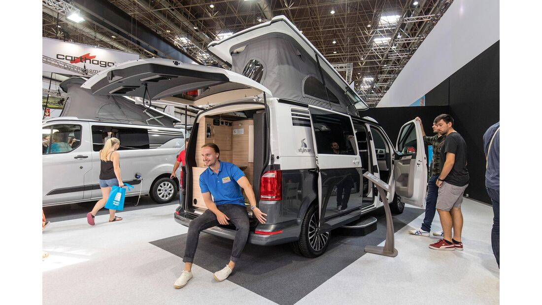 Style Van Durban auf VW (2020)