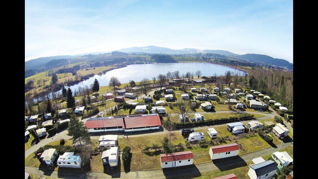 Südbayern Ferienpark Perlsee