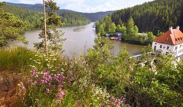 Südbayern Stausee