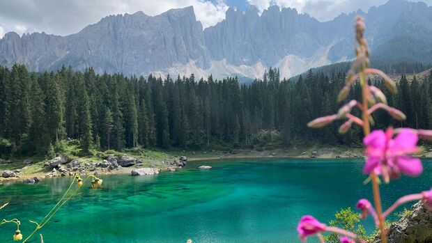 Südtirol Alpensee