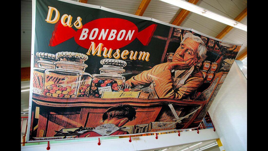 Süße Museen