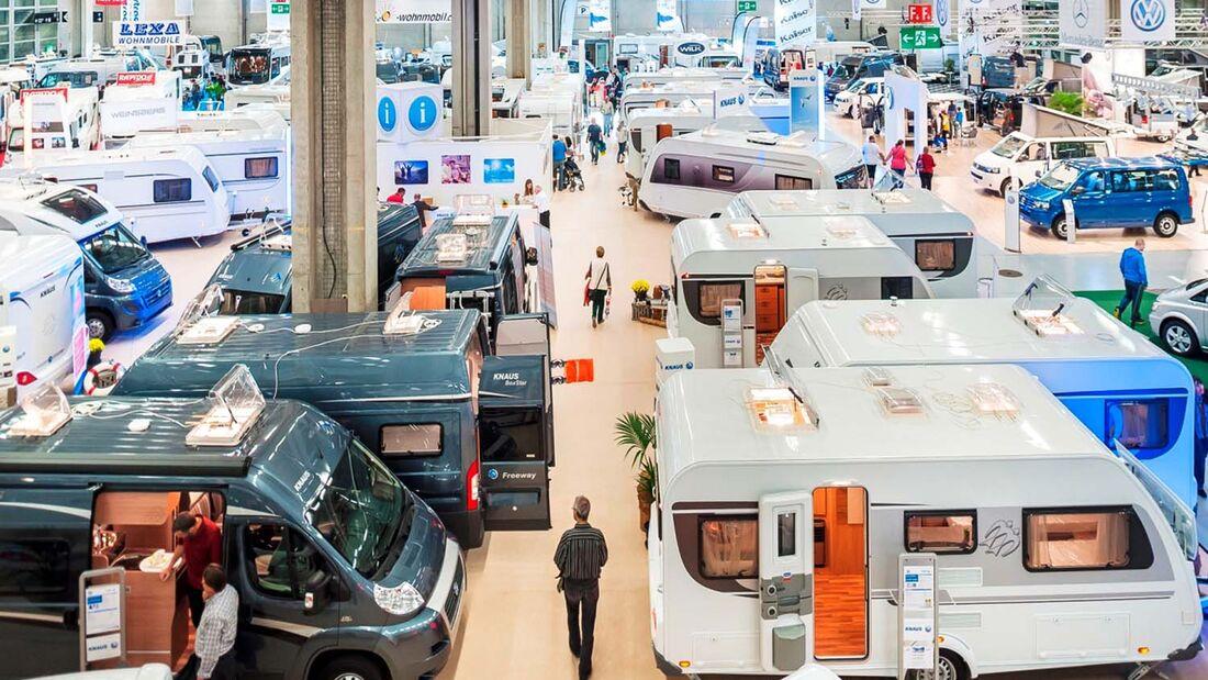 Suisse Caravan Salon 2014