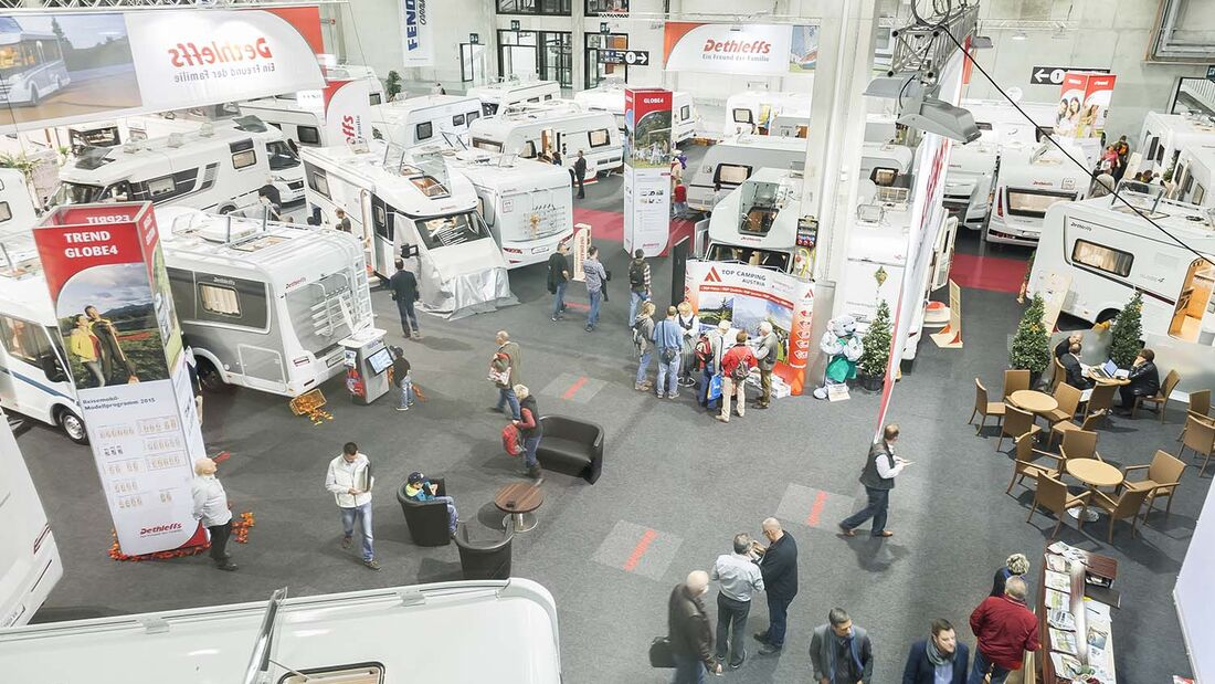 Suisse Caravan Salon 2015