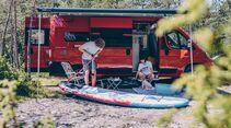 Sunlight Campervan Cliff Sondermodell