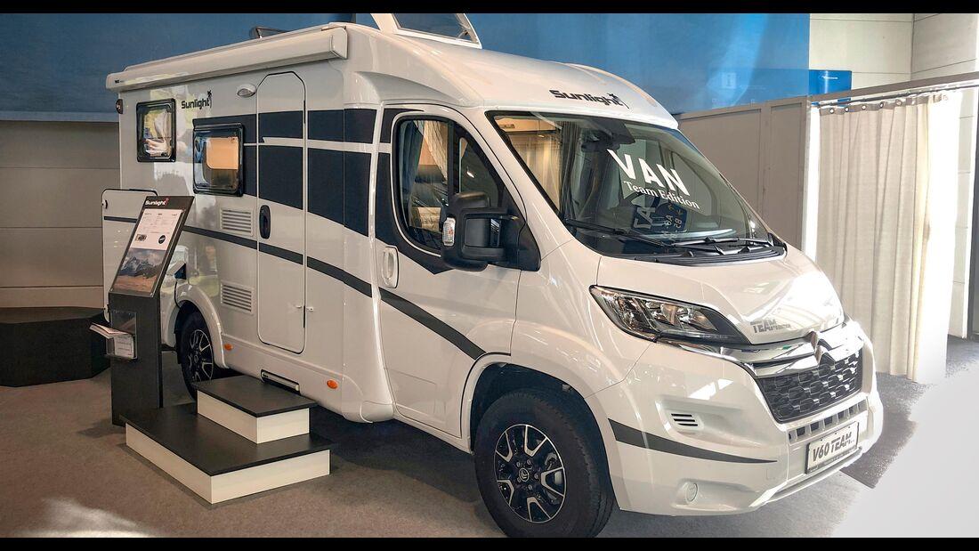 Sunlight Edition Van (2020)