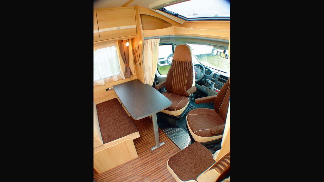 Sunlight T 69 2010 Sitzgruppe