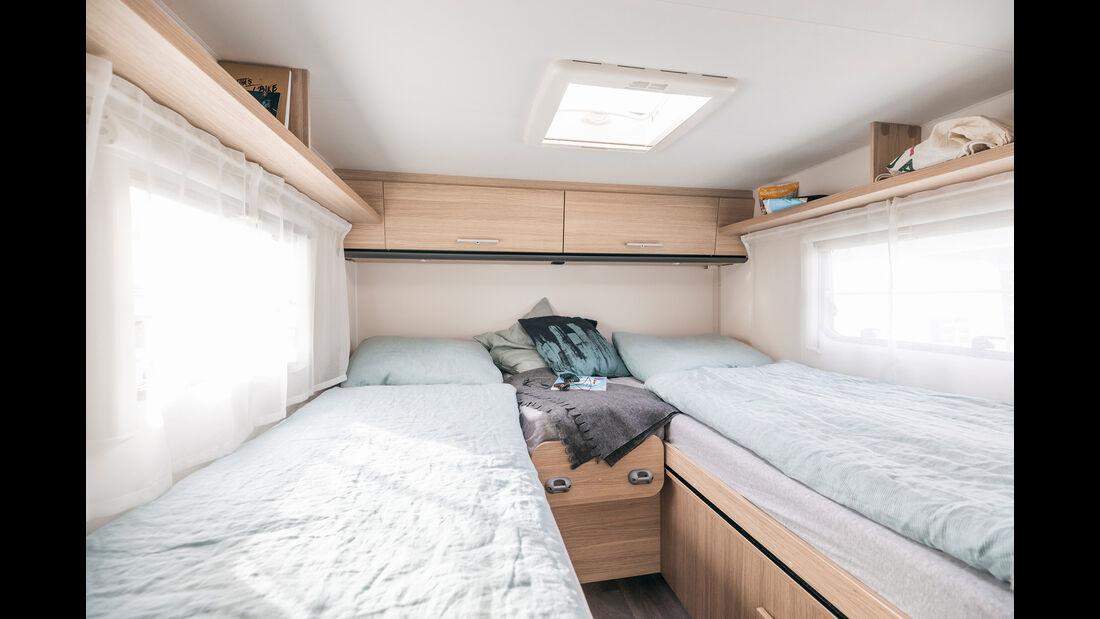 Sunlight V66 Einzelbetten