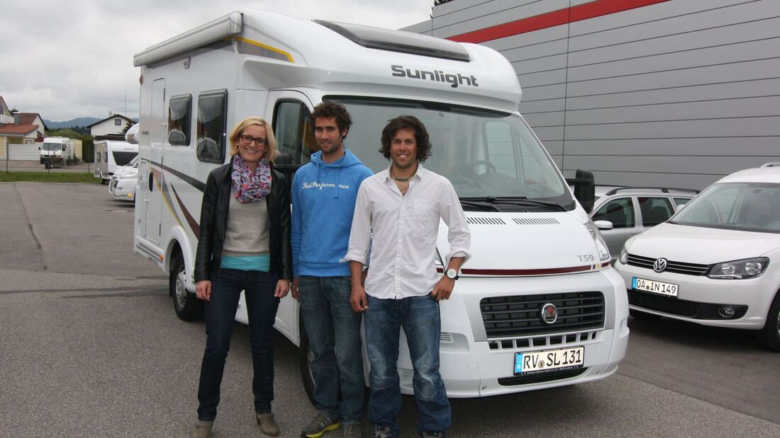Sunlight unterstützt ein Team beim Red Bull X-Alps, das als eines der härtesten Abenteuerrennen der Welt gilt.