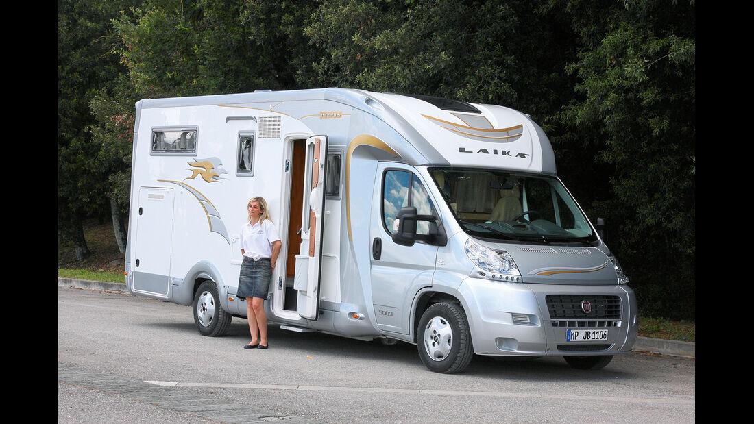 Supercheck: Caravan-Salon, Laika Kreos 4009