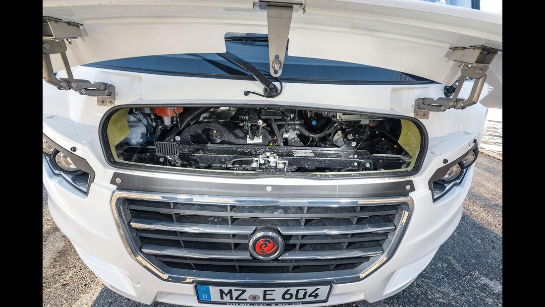 Supercheck Eura Mobil Integra Line 720 QF