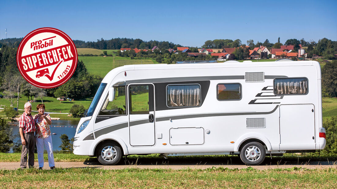 Supercheck: Hymer B 514