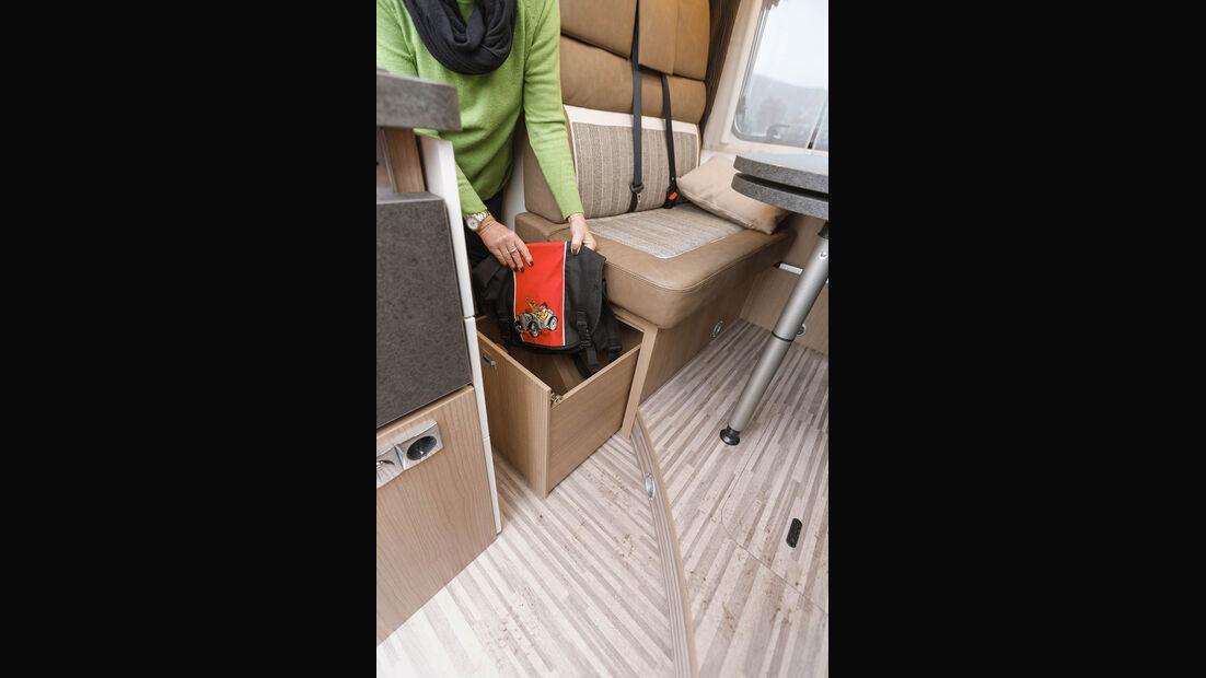 Supercheck Malubi Van Charming GT 640 LE