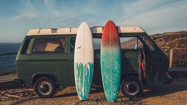 Surfcars Miet-Campervan