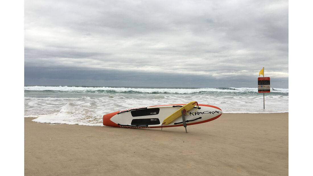 Surfen in Brisbane