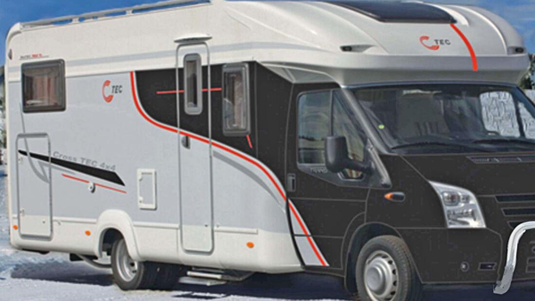 TEC Allradstudie Taurus Reisemobil