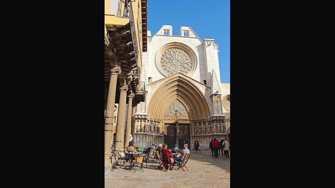Tarragona Kathedrale