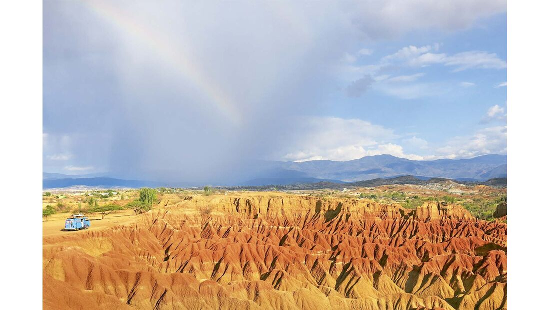 Tatacoa-Wüste