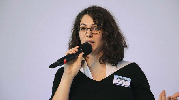 Tatiana Demeusy