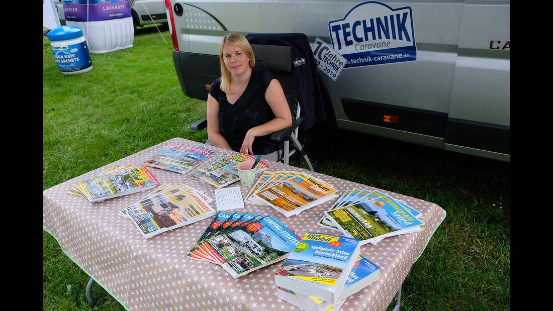 Technik Caravane 2019
