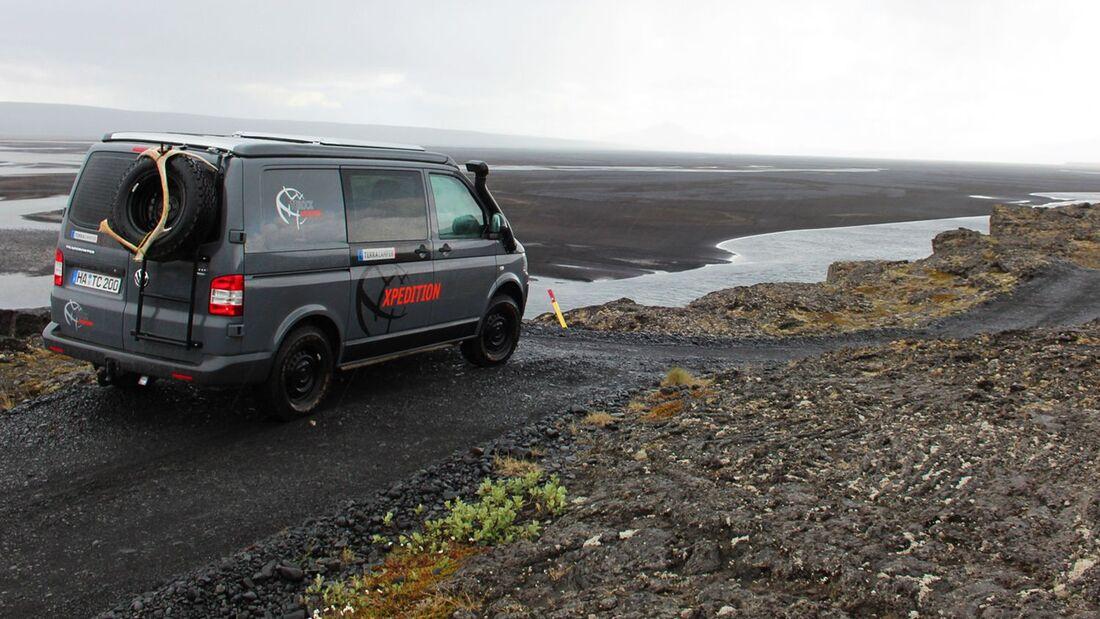 Terra-Camper ist bekannt für Reisemobil-Ausbauten für Kastenwagen, speziell auf VW-Basis. Das Angebot wird jetzt mit organisierten Touren erweitert.