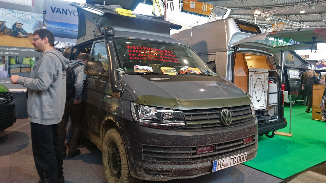 Terracamper Tescout (2018)