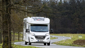 Test, Carthago C-Tourer T 143