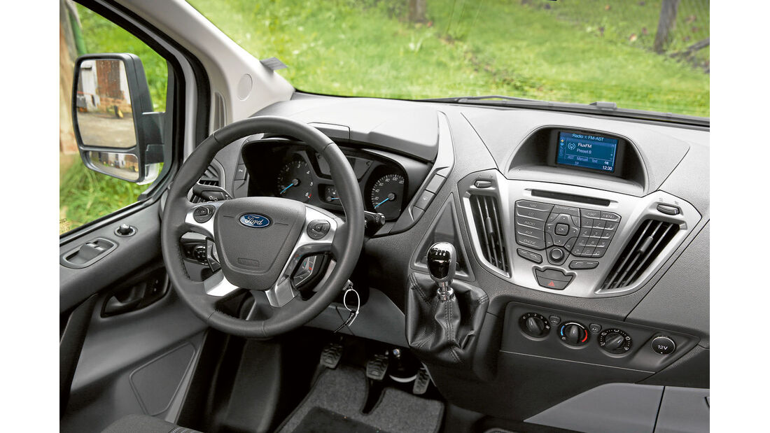 Test: Ford Nugget
