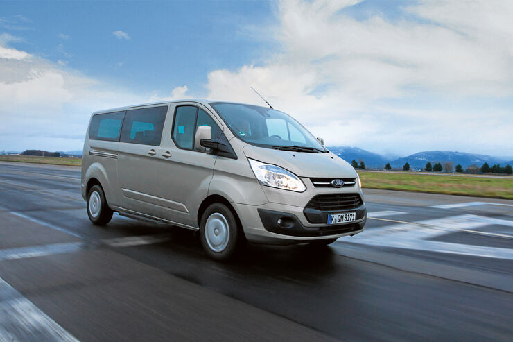Test: Ford Transit/Tourneo Custom