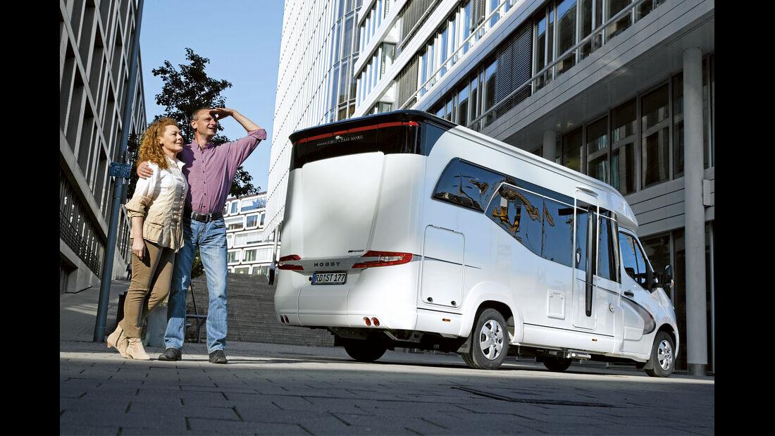 Test: Hobby Premium Van 60 GF