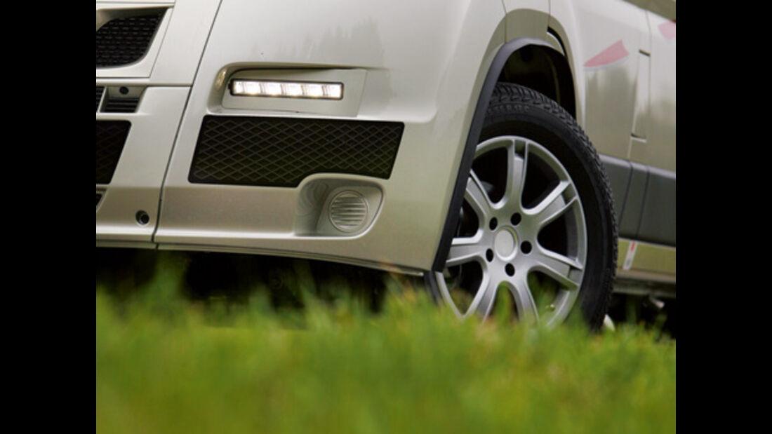 Test: Hymer CAR 302