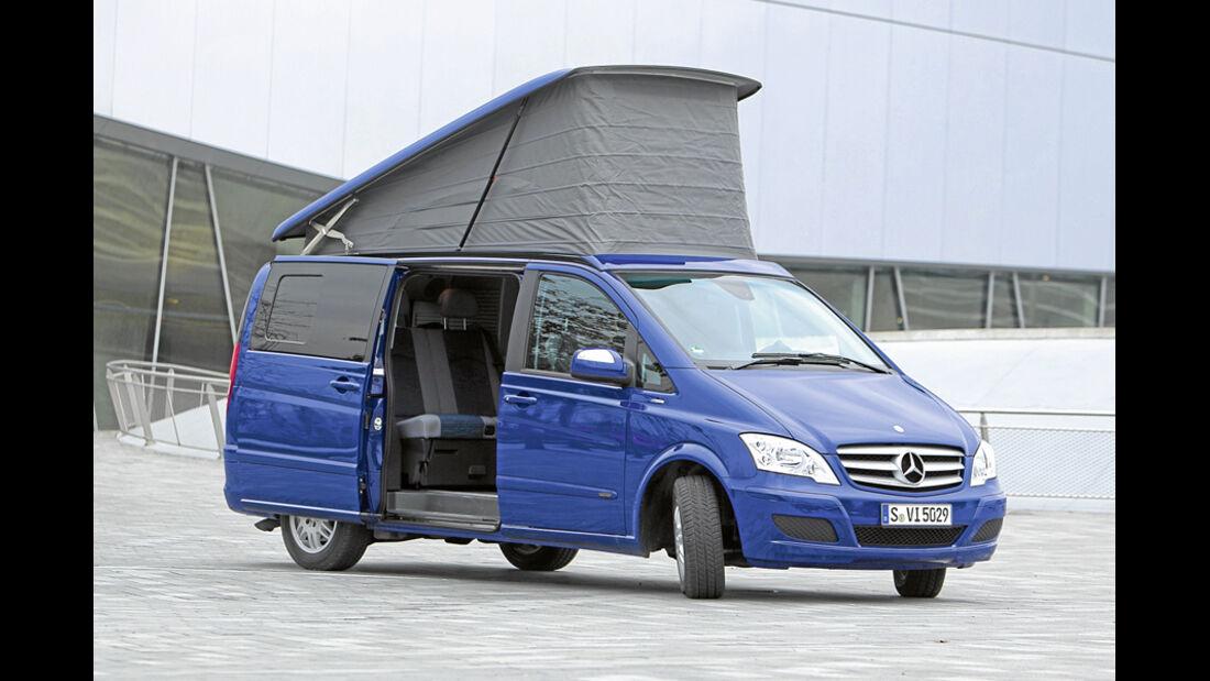 Test, Mercedes Marco Polo