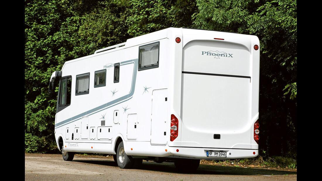 Test: Phoenix Maxi-Liner 9100 A