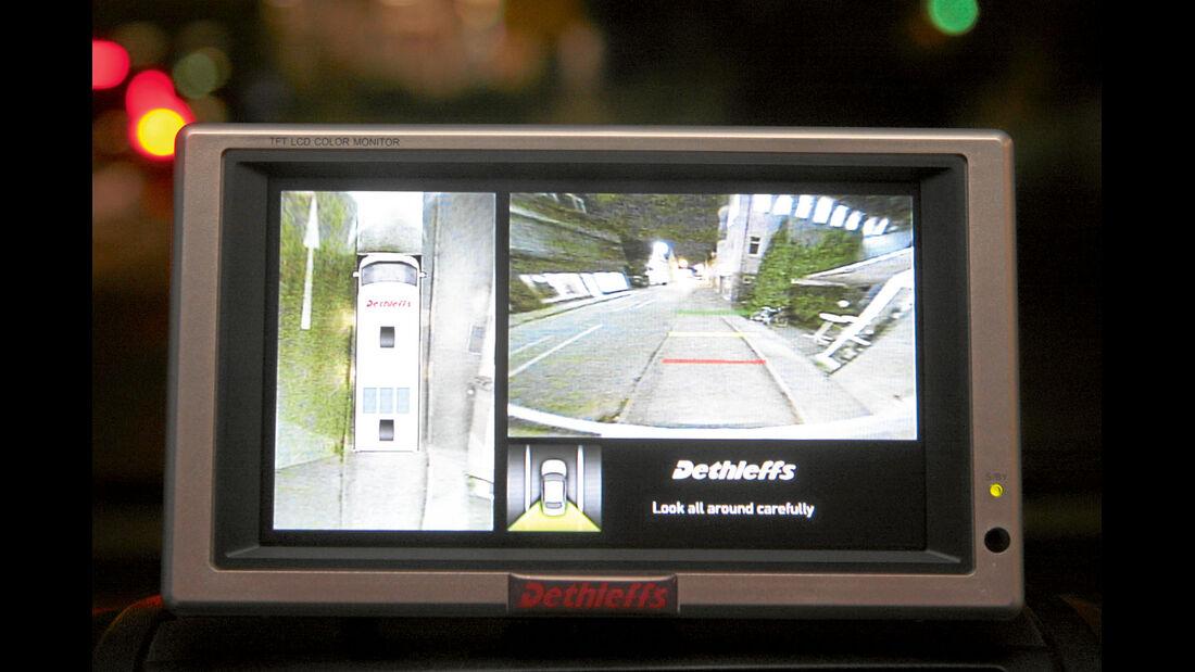 Test: Rundum-Kamera Camos Omnivue