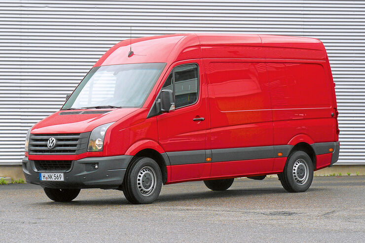 Test: VW Crafter