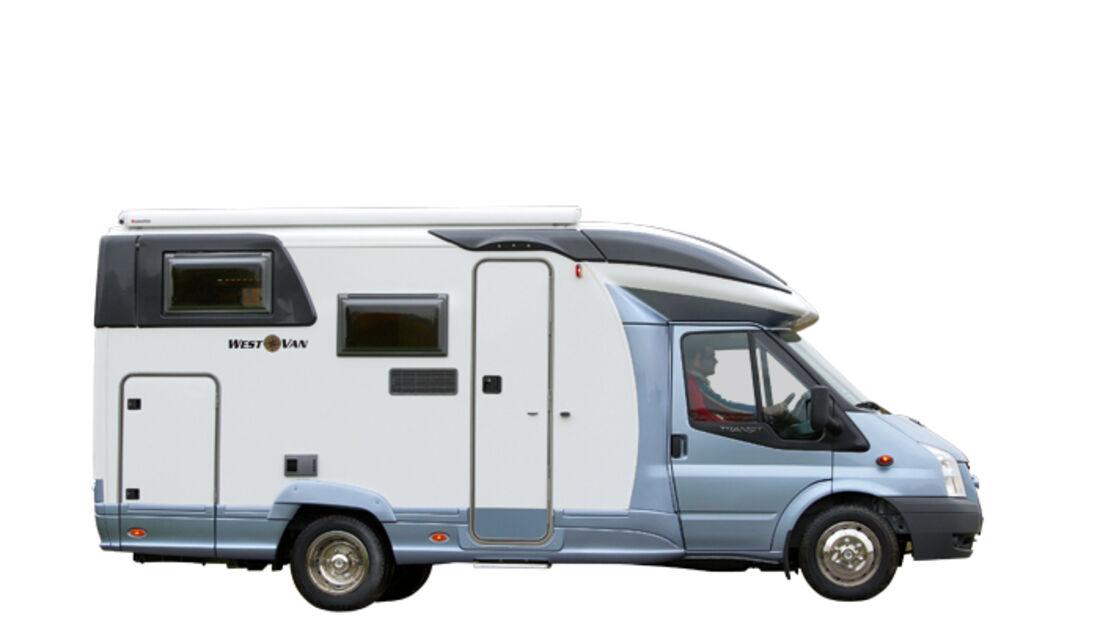 Test: Wohnmobil Westfalia West-Van
