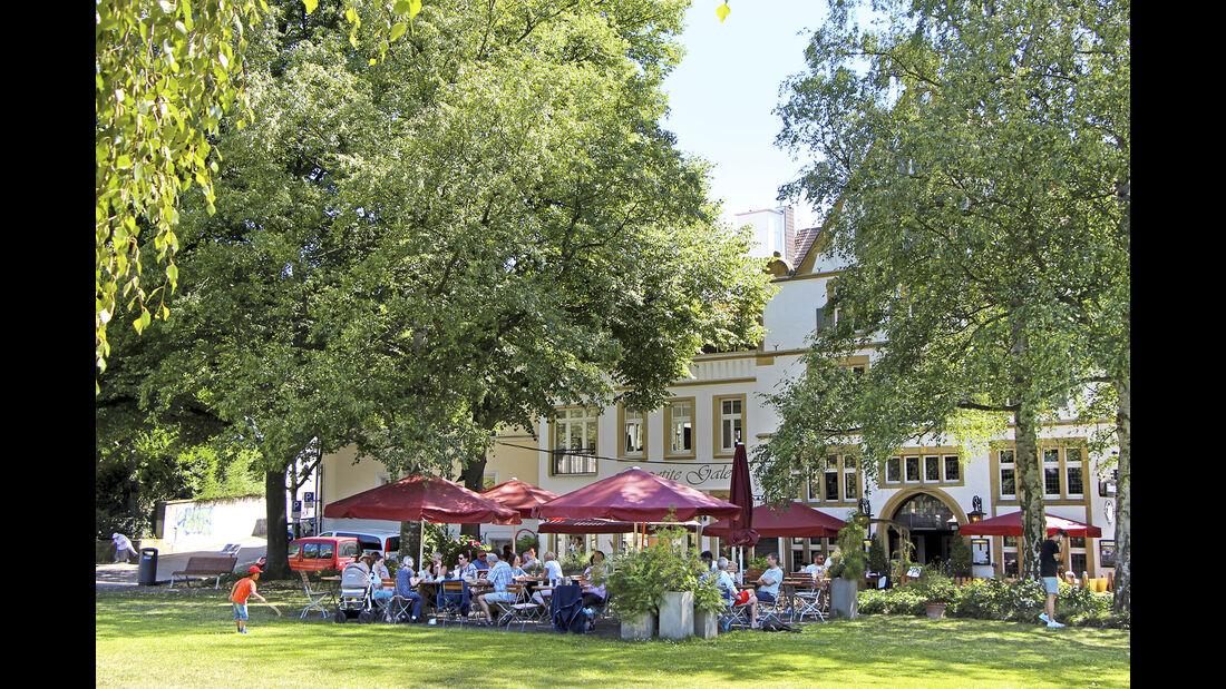 Teutoburger Wald Paderborn