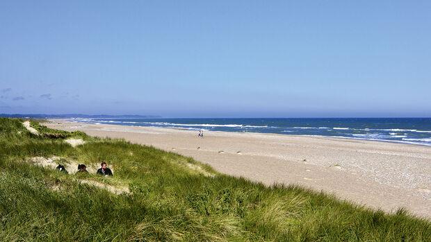 Thema des Monats: Strandgut, Traumstrände, CAR 07/2012 - Klim Strand