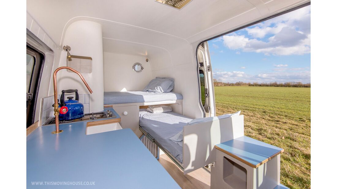 This Moving House (2018), VW Crafter