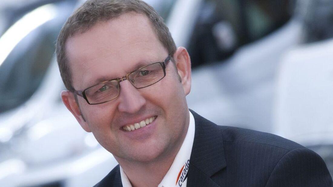 Thomas Gross (43) übernimmt die Position des Geschäftsführers der Carado GmbH von Herrn Herrmann Pfaff