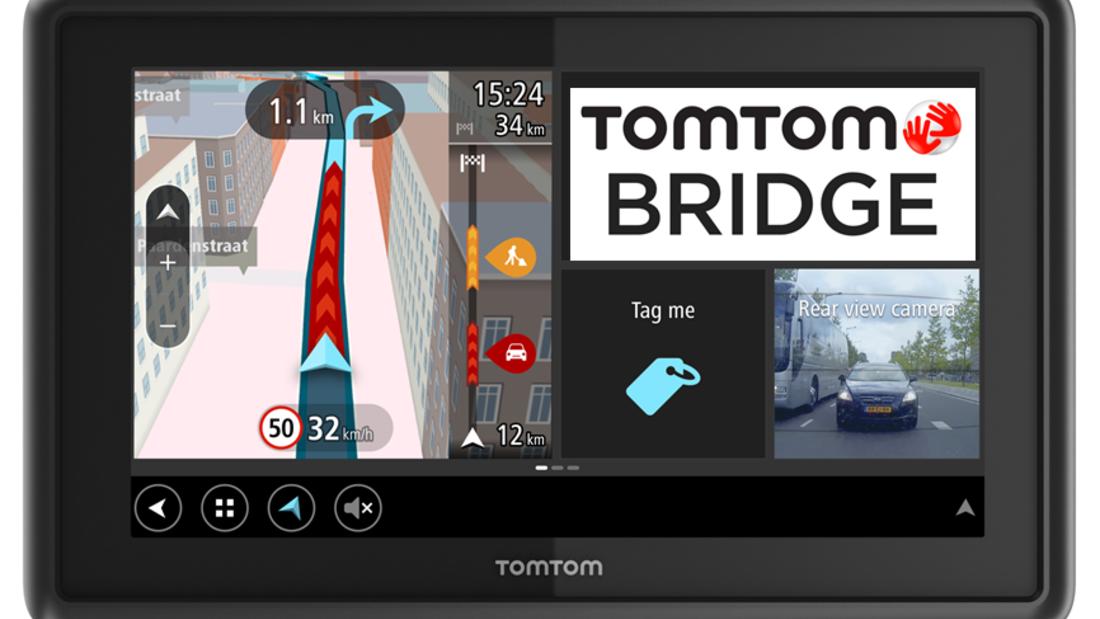TomTom Bridge Dethleffs