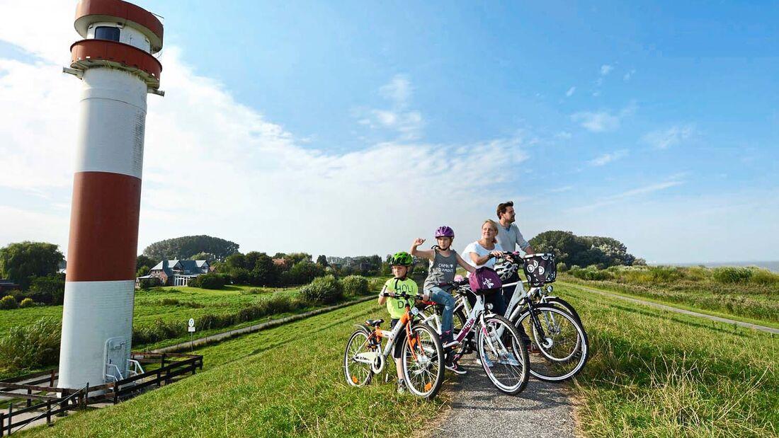Touren-Tipps Kirschblütenland