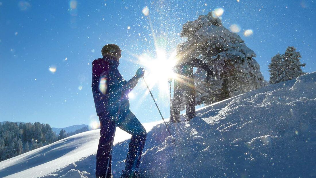 Touren im Winter