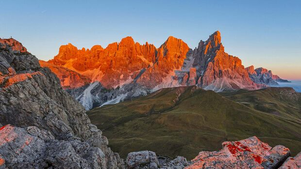 Trentino Alpen