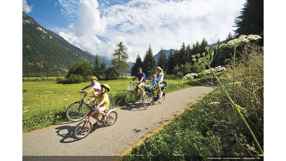 Trentino Fahrrad