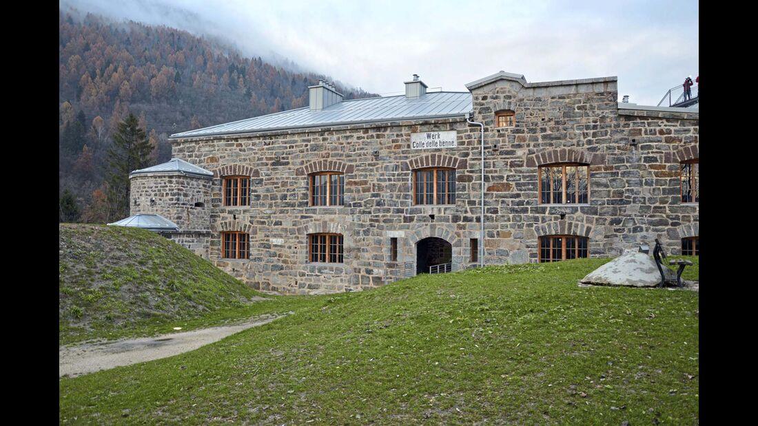 Trentino Festungsanlage